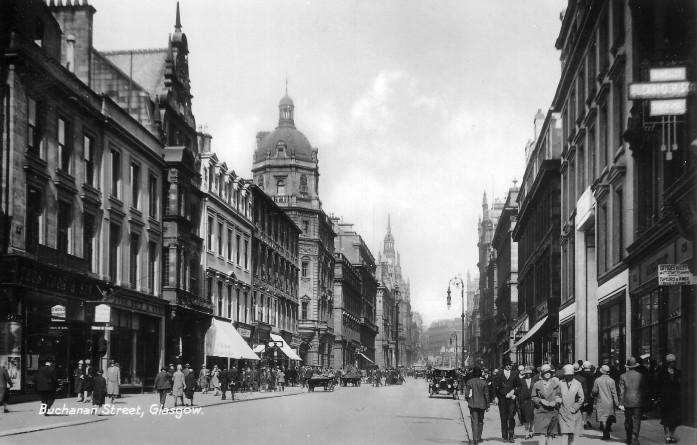 White Rooms Glasgow Buchanan Street