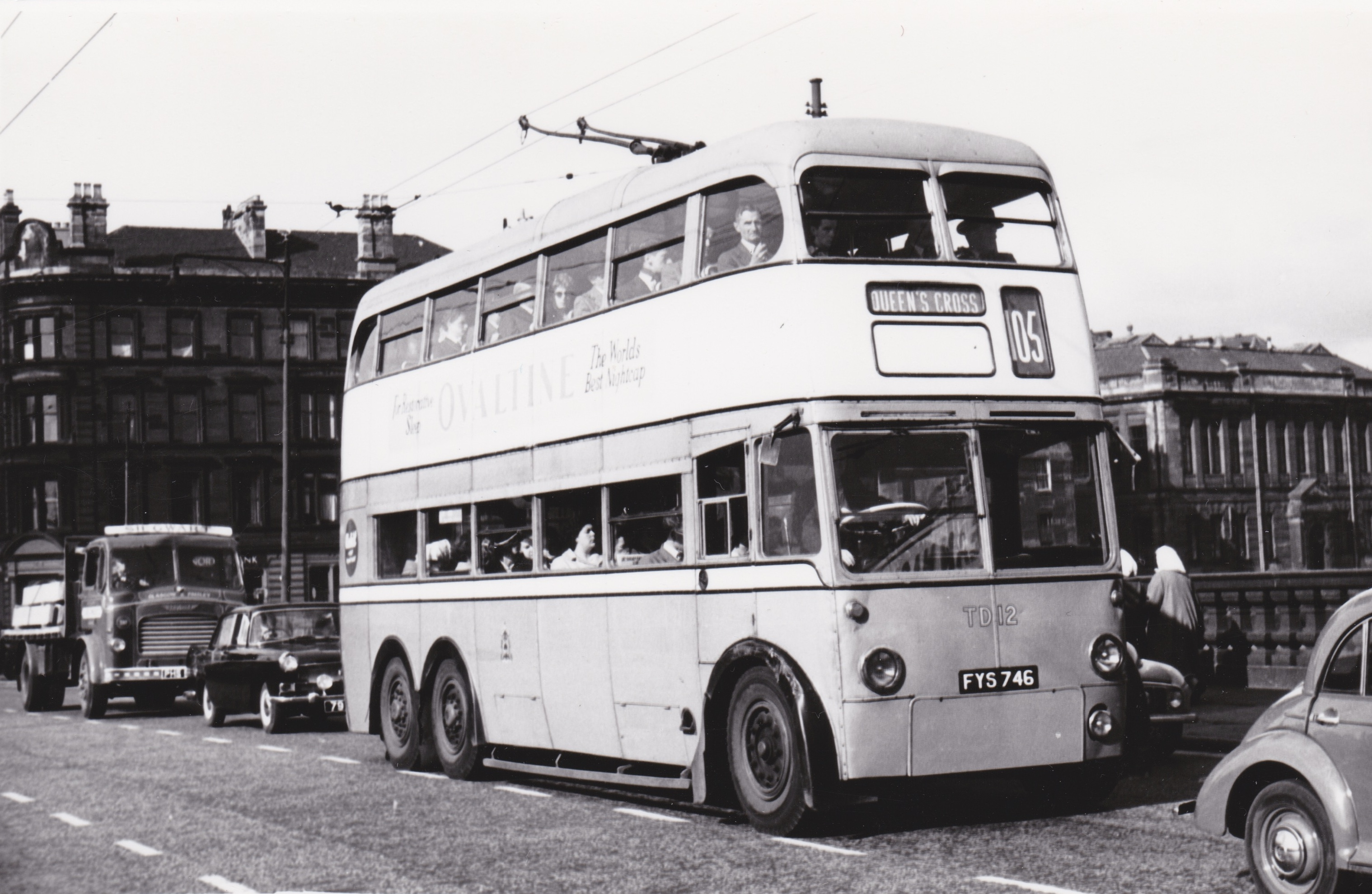 Glasgow's Trolleybuses